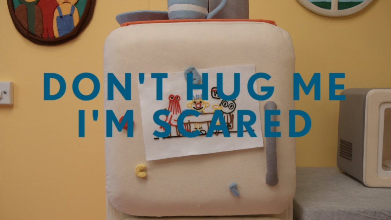 Don't Hug Me I'm Scared: Interview with creators Becky & Joe