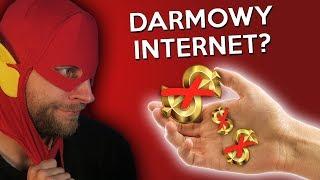 SPOSÓB NA NIELIMITOWANY DARMOWY INTERNET