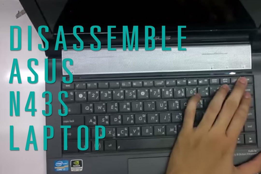 Asus N43SM Notebook AI Recovery Windows Vista 64-BIT