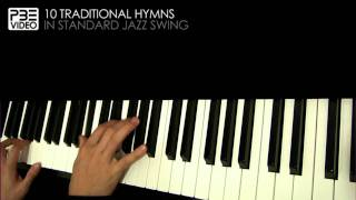 10 Traditional Hymns in standard jazz swing