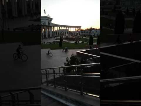 First President's Park, Almaty