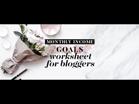 Monetize your blog with tangible, actionable steps, and real-world guidance (& a worksheet!)