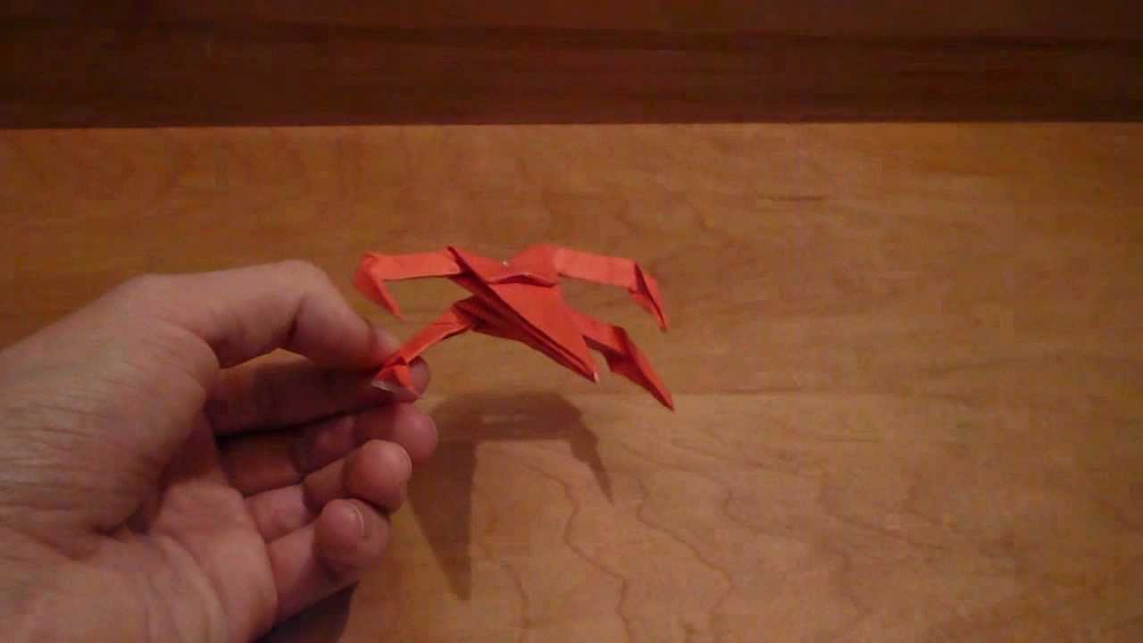 Origami x wing tutorial youtube origami x wing tutorial jeuxipadfo Images