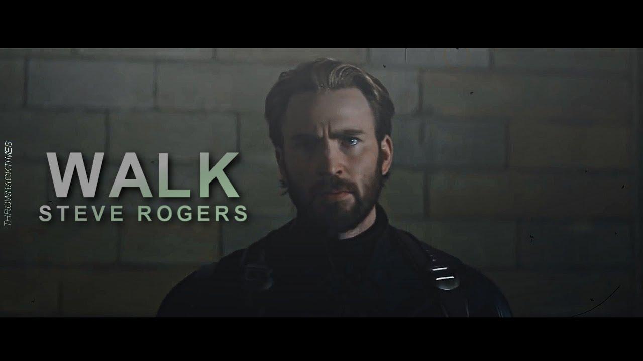 walk; steve rogers - youtube