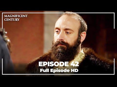 Magnificent Century Episode 42 | English Subtitle