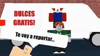 Payaso Roba Gente en ROBLOX... / Trolleo con Hacks