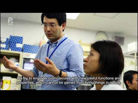 Technology: powering the future -Synthetic Biology-