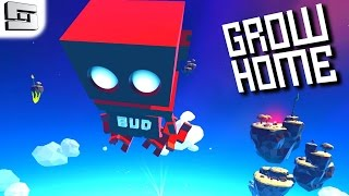 Grow Home Gameplay - LAUNCHED! PC - Part 4