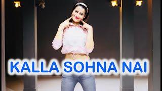 Gambar cover Kalla Sohna Nai | Dance Video | Akhil ft. Sanjeeda Sheikh