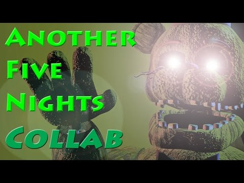 """[SFM][FNaF] [COLLAB] """"Another Five Nights""""[By JT Machinima]"""