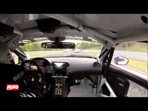 Onboard Video: Peugeot RCZ Racing Cup beim 24-Stunden-Rennen 2012
