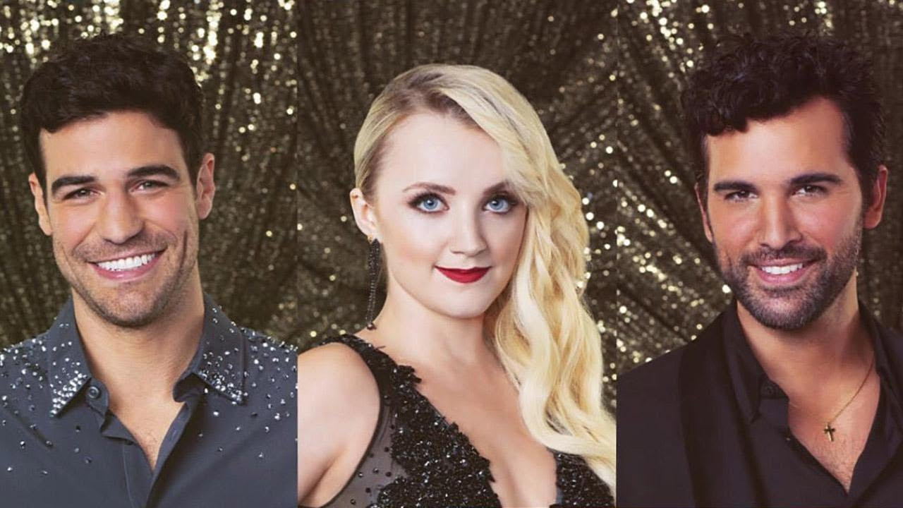 dancing with the stars pros dancers