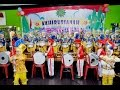 Drum Band Anak TK Akhirussanah 2016 BA Aisyiyah Merbung Klaten