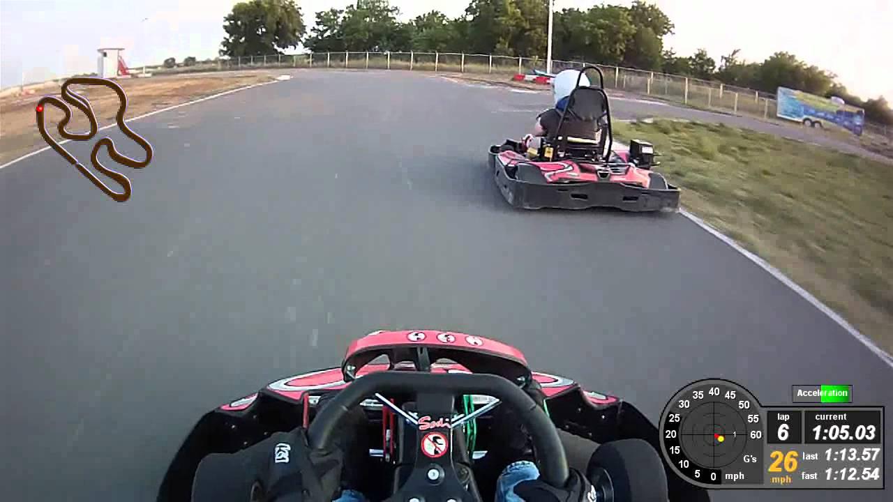 Dallas Karting Complex >> Dallas Karting Complex 2012 League Racing Week 3 Heat 1