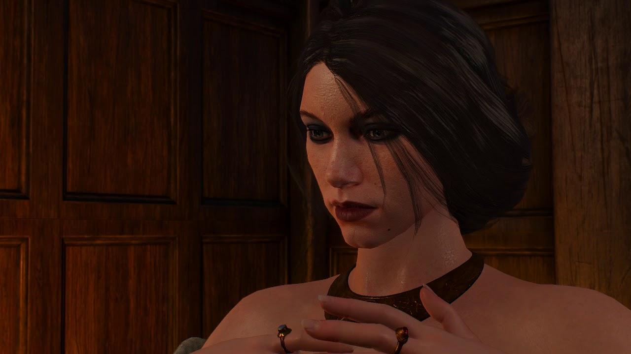 Witcher 3 Sasha