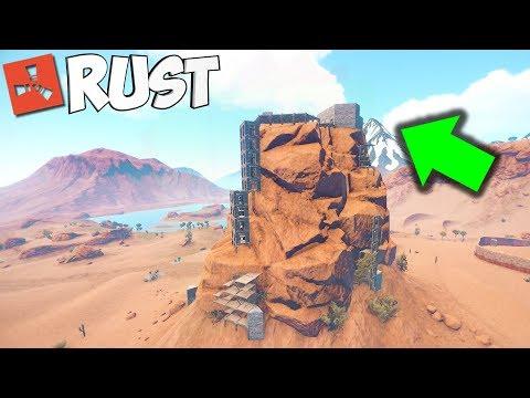 Rust Big Furnace Build In Latest Update