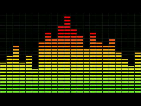 After Effects Audio Equalizer Animation  React to Audio