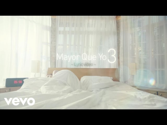 MAYOR QUE YO 3 - Wisin & Yandel ft. Daddy Yankee y Don Omar