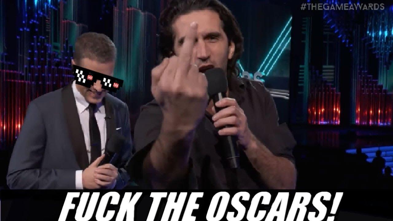 05aae7ae4742 Josef Fares ( Tommy Wiseau) Game Awards 2017 - YouTube