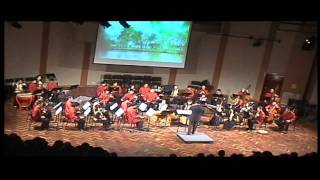 Gambar cover 墨爾本肇風中樂團 -《蘇堤漫步》Chao Feng Chinese Orchestra - Strolling along the Suti