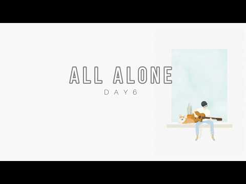 DAY6  - 'ALL ALONE' [EASY LYRICS]