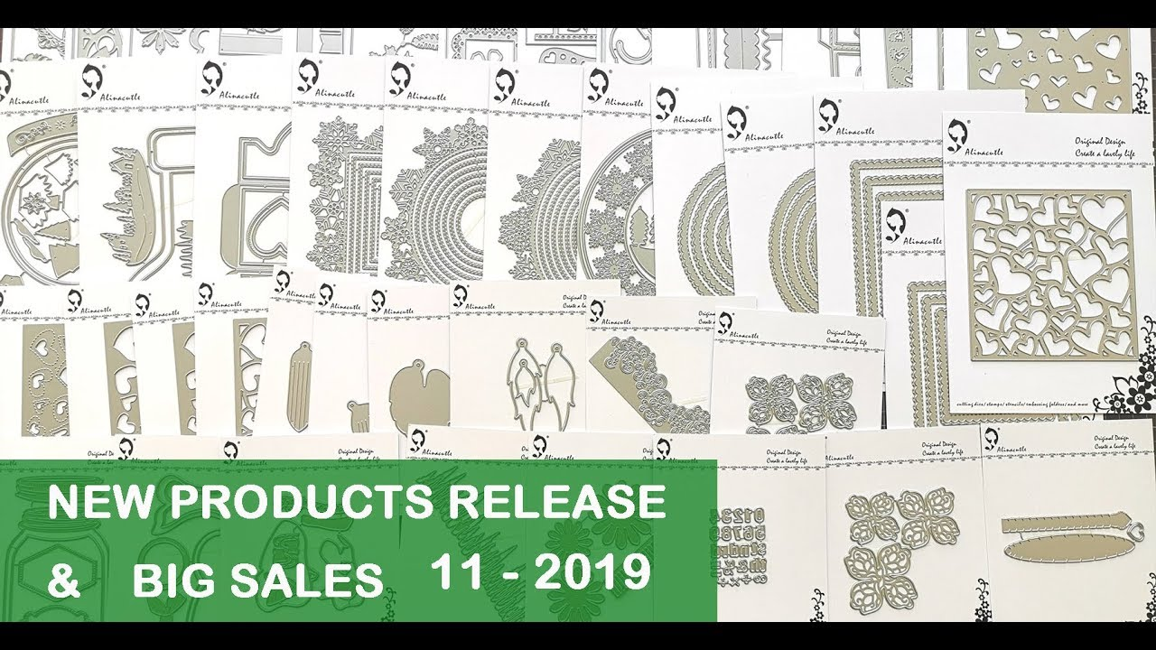 New Products Release NOVEMBER 2019 & BIG SALES ALERT #new release #haul