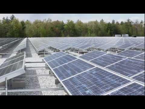 Westford Solar Park Flips the Switch - April 2012