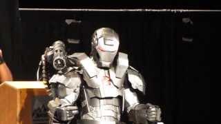 Starfest 2010 Costume Contest April 17th - War Machine