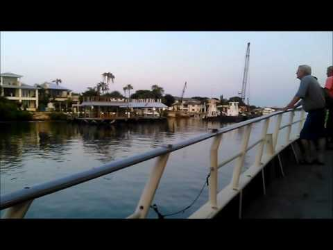 Dinner Boat Cruise Daytona Beach Florida June 2016