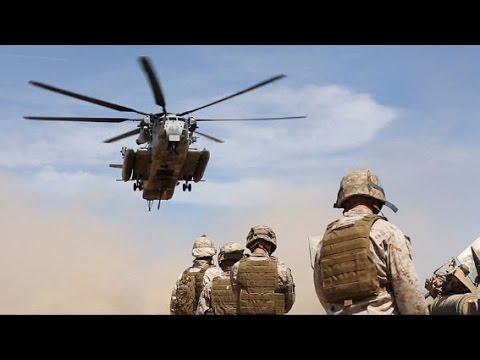 Marine Corps Air Station Yuma Commences WTI Flight Operations!