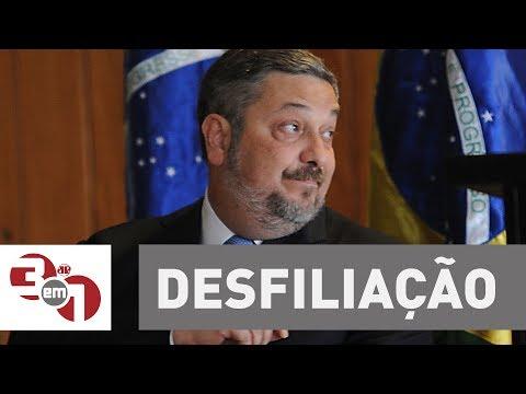 Palocci Pede Desfiliação, Faz Duras Críticas A Lula E Chama PT De Seita