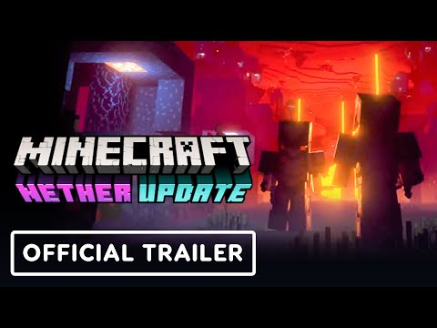 Minecraft: Nether Update – Official Trailer