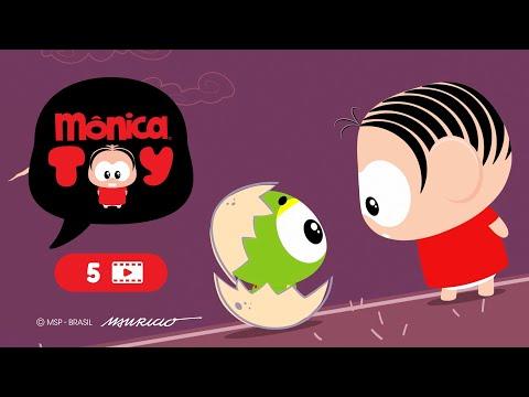 Моника мультфильм смотреть онлайн все серии подряд новые серии