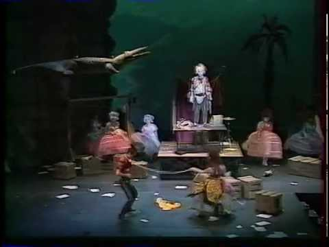THE BEGGAR'S OPERA (1)  - L'opéra des gueux de J. Gay.  Kojoukharov / Bacry  / OPÉRA JUNIOR