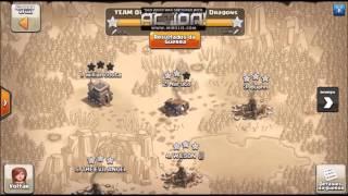 ataque dos meus parceiros do cla - clash of clans