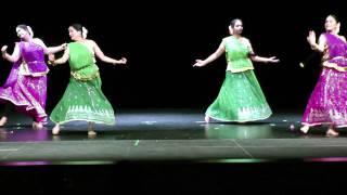 Fusion Dance- Krishna