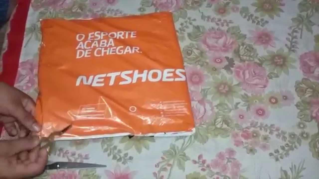 fda0f94a35205  4 Unboxing Camisetas Oakley Dry Netshoes - YouTube