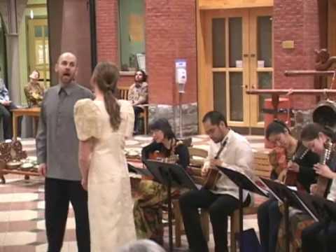 "14 Strings! Cornell Filipino Rondalla ""Katakataka"""