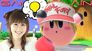 Download Terry's Identity Was a Secret to Even Kirby's Voice Actress, Though She Caught On - Smash Ultimate Mp3 and Videos