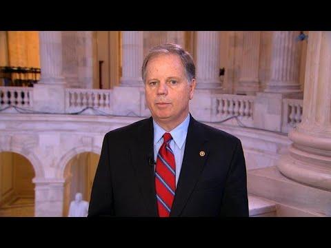 Sen. Doug Jones on State of the Union,