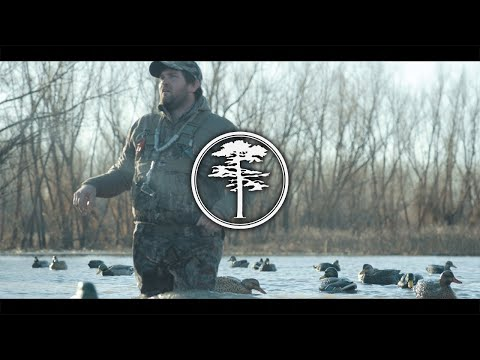 Duck Hunting- The River Gets Out