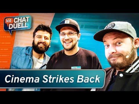 Chat Duell #60 | Cinema Strikes Back gegen Team Kino+