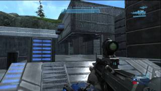 [Halo Reach] MLG Pros APG and Fomal vs StrongSide and Ninja [Formal POV]
