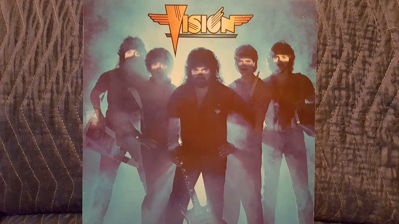 Image result for Vision with billy powell