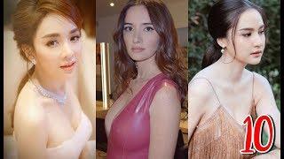 """10 ดาราสาวในเมืองไทยที่ """"เซ็กซี่"""" มากที่สุด - 10 star girls"""