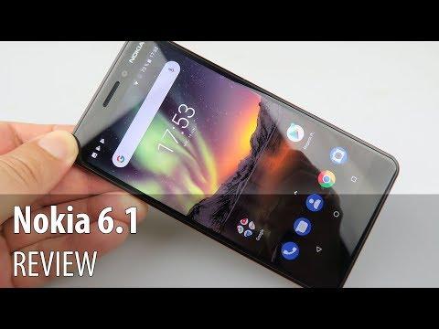 Nokia 6.1 Review (Nokia 6 2018 Midrange Phone)