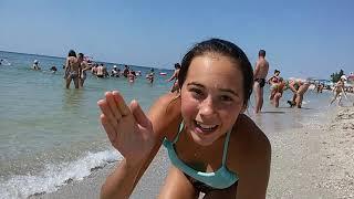 ЖЕЛЕЗНЫЙ ПОРТ ОТЗЫВ Чёрное Море Пляж 2020 Развлечения Море Песок Вода Обзор