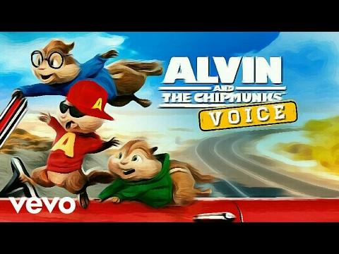 Alan Walker Ft. Gavin James - Tired (Lyrics Video)   Chipmunks Version