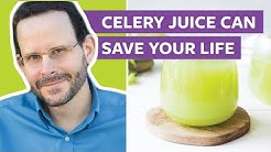 Celery Juice Can Save Your Life