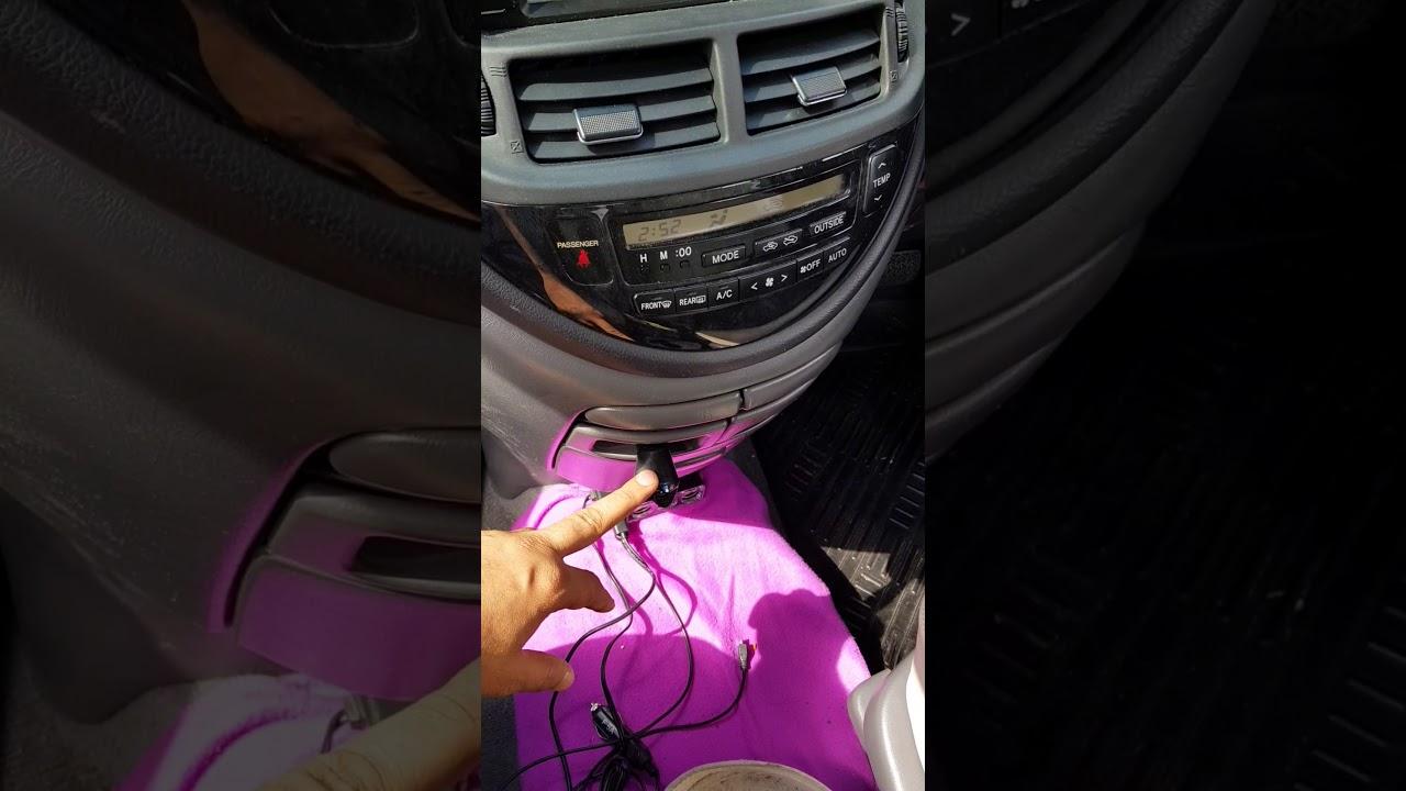 toyota estima 2003 or 2004 cigrate radio side mirror fuse youtube 2008 avalon fuse box toyota [ 1280 x 720 Pixel ]